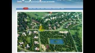 Компонент простой интерактивной карты для instantCMS