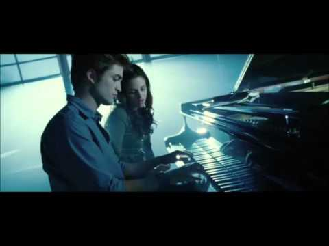 Twilight  Edward Cullen Playing Piano