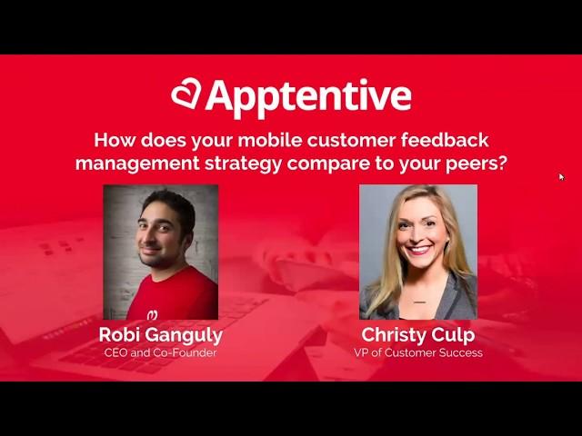 Post for video '2019 Mobile Benchmark Report: Mobile Customer Engagement Webinar