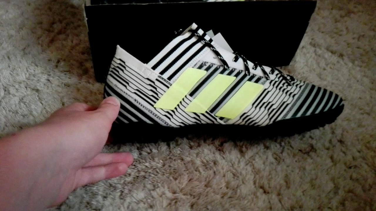 ef362ac67a73 Unboxing Adidas Nemezis (Tango 17.3) - YouTube