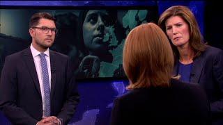 Jimmie Åkesson (SD) och Annie Lööf (C) aktuellt om invandring 2015-09-02 Sverigedemokraterna