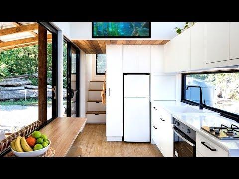 17 M2 Tiny House In Australia - Mooloolaba 7.2 - Aussie Tiny Houses