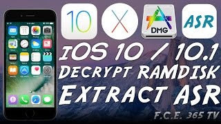 In today's video I show you how to properly decrypt iOS 10's Ramdis...