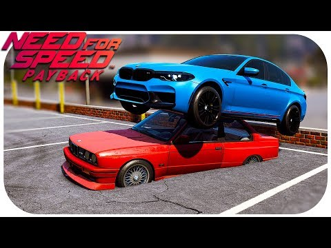 Need for Speed Payback - Fails #9 (Funny...