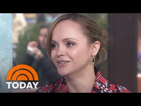 Christina Ricci Returns To 'The Lizzie Borden Chronicles'    TODAY