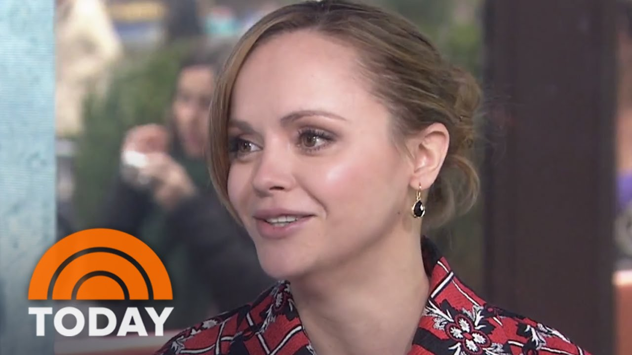 Download Christina Ricci Returns To 'The Lizzie Borden Chronicles'    TODAY