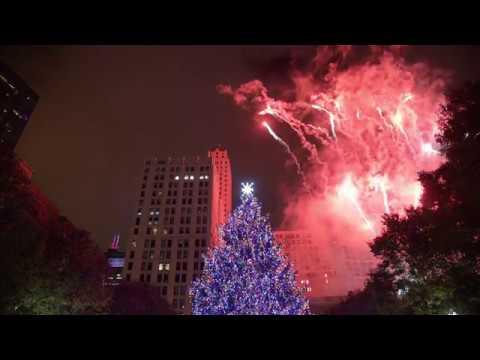 Edison - Chicago's Christmas Tree
