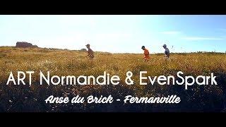 Trail Session ART Normandie | Anse du Brick - Fermanville
