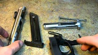 Ruger 22/45 Disassembly / Assembly