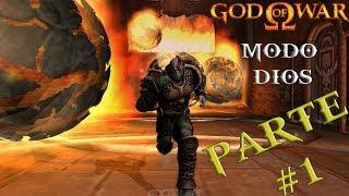 GOD OF WAR | MODO DIOS | TODOS LOS COFRES | PS2