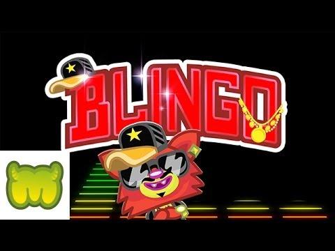Moshi Monsters  Blingo Diggin Ya Lingo   Music   Use Code BLING For Free ROX!