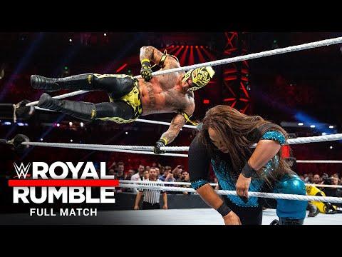 FULL MATCH - 2019 Men's Royal Rumble Match: Royal Rumble 2019