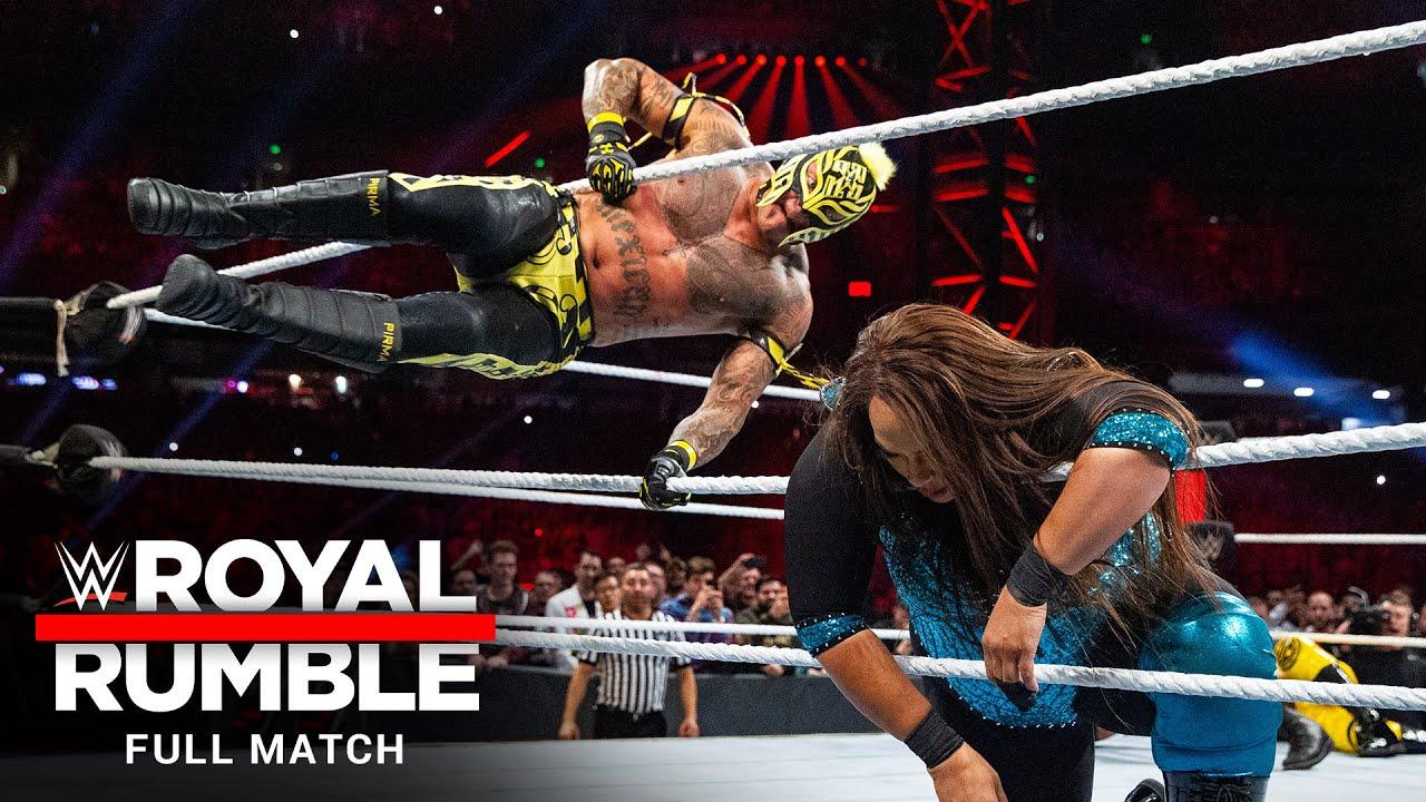 Download FULL MATCH - 2019 Men's Royal Rumble Match: Royal Rumble 2019