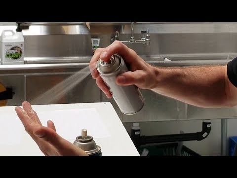 Quickly Clean Air Filter Oil Off Your Hands