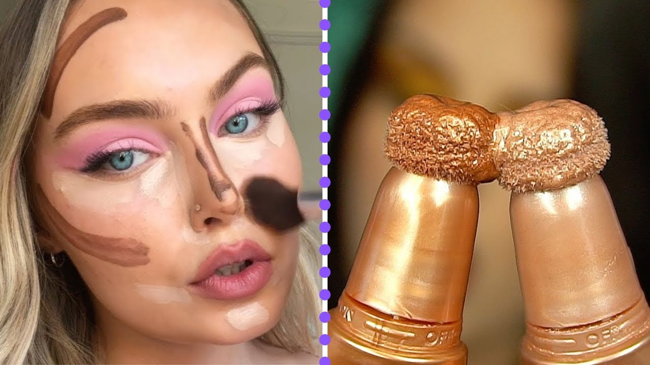 DIY Makeup Tutorial for Girls | Best Makeup Transformations | 5-Minute Makeup DIYs To Look Stunning