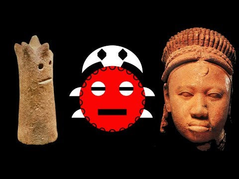 An Intro to African Art and to the Red Spirit Mask Channel