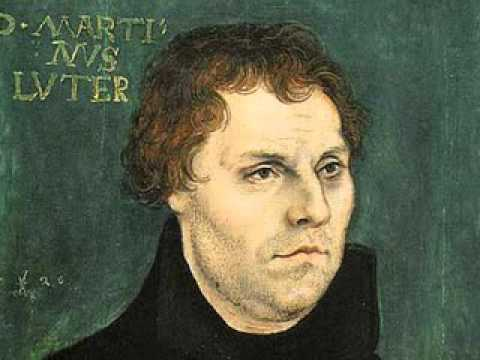 martin luther wrote the 95 theses because