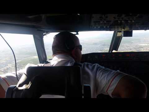 Landing in Cape Town
