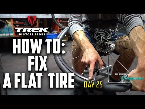how-to-fix-a-flat-tire-~-diy-|-cycling-tips-|-day-25