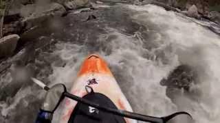 Watauga River 5-4-13 @250cfs