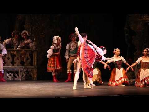 Coppélia - English National Ballet Festival Castell de Peralada