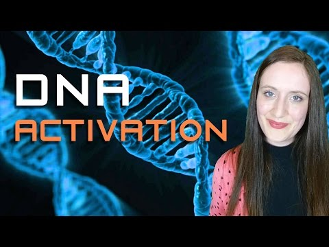 DNA Activation: What's Happening During The Shift? 12 Strand DNA? Junk DNA?