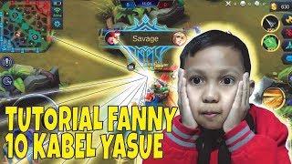 Download Video TUTORIAL FANNY YASUE OLEH BOCAH PRO HERO FANNY WKWK - MOBILE LEGENDS INDONESIA MP3 3GP MP4