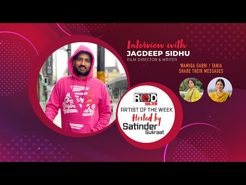 Famous Director Jagdeep Sidhu Joins Red Fm's Host Satinder Sukraat & Shared His Success Story.