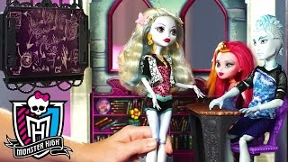 How To Assemble the High School Playset | Monster High