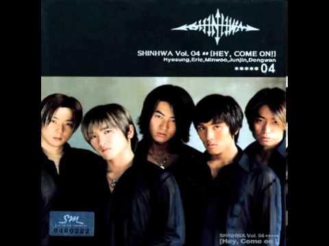 Shinhwa - Wild Eyes [Audio] (Shinhwa-Hey Come On Album)