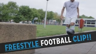 Amazing Freestyle Football & Street Soccer Tricks