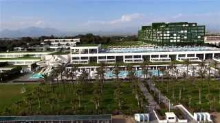 Adam Eve Hotel ….Royal Adam Eve 2013 Belek Antalya…Stone Group Hotels