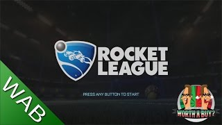 Rocket League Review - Worth a buy?