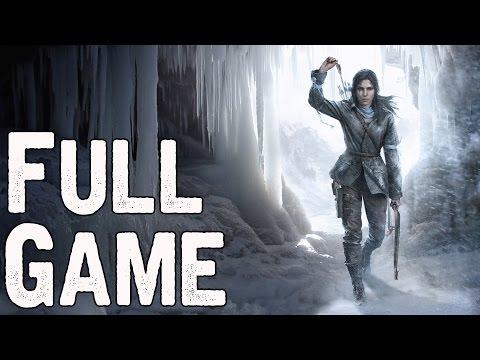 Rise of the Tomb Raider - Лара Крофт выживает в Сибири (Мнение)