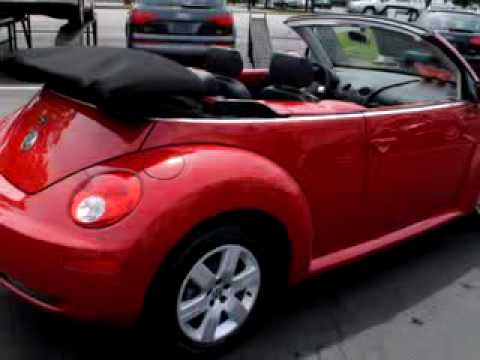 2007 Volkswagen New Beetle 2.5 TRACY VW AUDI HYANNIS, MA