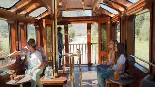 Luxury Train Journey to Machu Picchu, Belmond Hiram Bingham