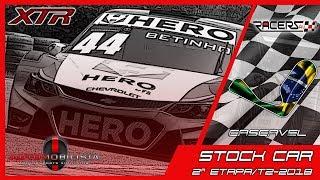 RacersAV Stock Car @ Cascavel - 2ª Etapa T3/2018