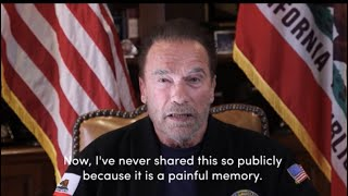Governor Schwarzenegger's Message Following this Week's Attack on the Capitol
