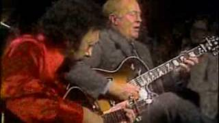 "Barney Kessel and Herb Ellis playing  ""Oh Lady Be Good"""