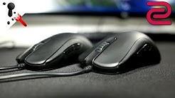 Zowie ZA12 and ZA13 Review (BenQ 2016)