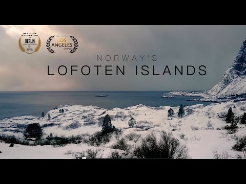 Norway's Lofoten Islands -  DJI Mavic Pro Drone 4k