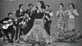 Cuadro Flamenco - Nochevieja 1968 (HD)