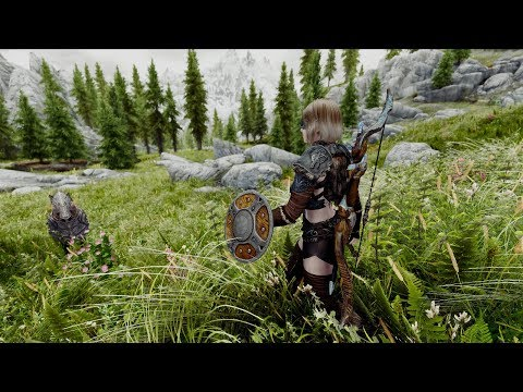 Skyrim PC 4K - The Companions Gameplay Walkthrough Part 24 (2160p)