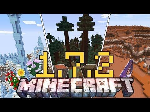 Minecraft ITA - Versione 1.7.2: Tutte le Novità nel Dettaglio
