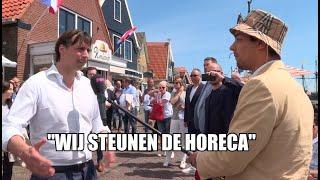 Thierry Baudet Viert 1 Juno In Volendam