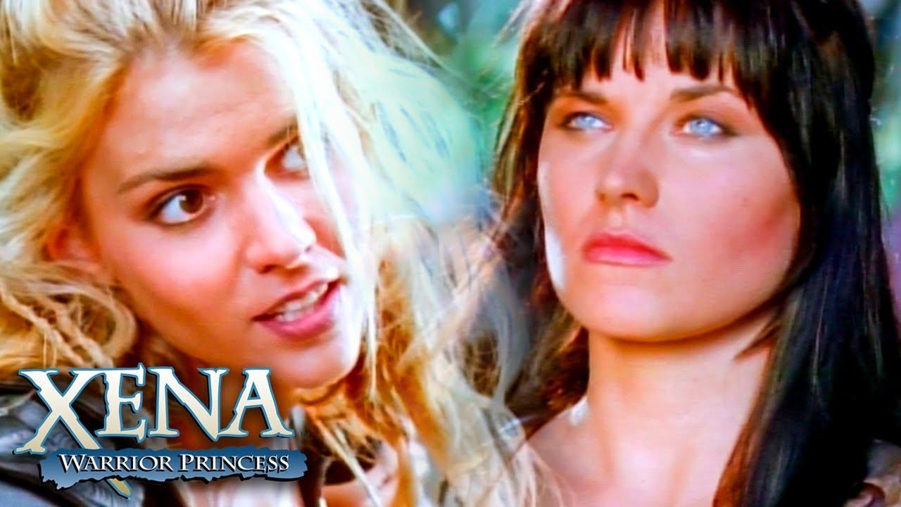 Download Callisto Kidnaps Gabrielle   Xena VS Callisto   Xena: Warrior Princess