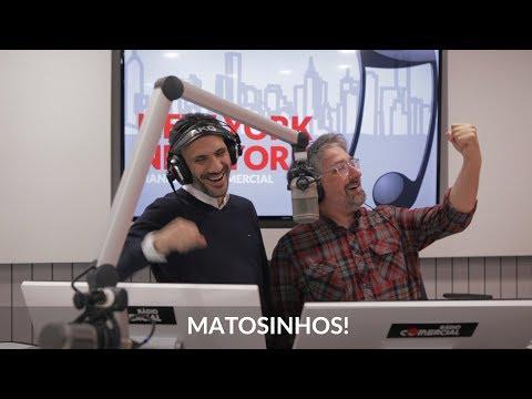 Rádio Comercial | Matosinhos no New York, New York