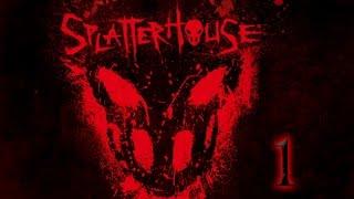 Splatterhouse - Parte 1 - Español