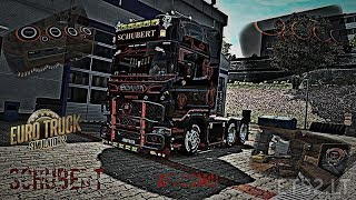 Ets2 V1.30  Scania Andreas Schubert V2.2 + All Dlc´s Ready