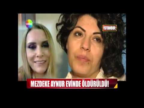 Mezdeke Aynur evinde öldürüldü!